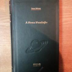 A DOUA FUNDATIE de ISAAC ASIMOV , EDITURA ADEVARUL