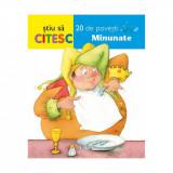 Editura Girasol - Stiu sa citesc, 20 de povesti minunate