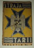 Straja Tarii, buletin nr 1 din 1940, LIPSA 6 file
