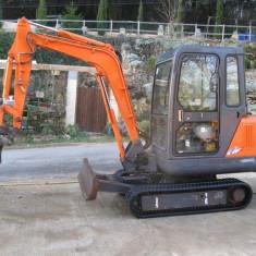 Mini excavator Doosan solar s30