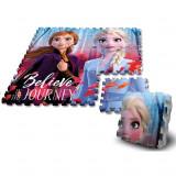 Covor puzzle Disney Frozen 9 piese SunCity EWA20835WDInitiala
