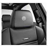 Sticker tetiera piele VW logo (v2)