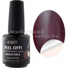 Irresistible 15ml - gel LED/UV, PEEL OFF