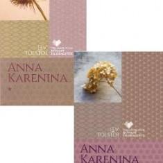 Anna Karenina Vol.1+2 - Lev Tolstoi