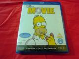The Simpsons Movie, BLU RAY, Engleza