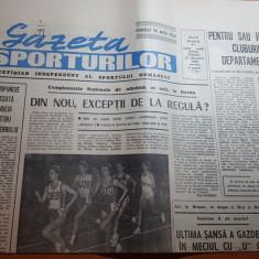 gazeta sporturilor 10 februarie 1990-campionatele nationale de atletism  bacau