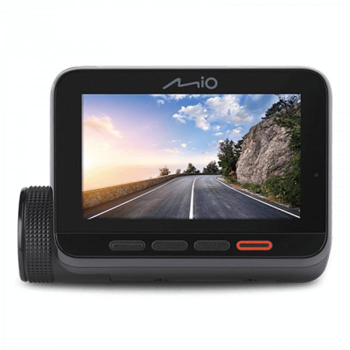Camera video auto Mio MiVue 826, GPS, WI-Fi, statie QuickClick, full HD