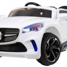 Masinuta electrica Sport, alb