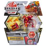 Cumpara ieftin Bakugan S2 Bila Ultra Dragonoid Cu Echipament Baku-Gear Magma Blaster