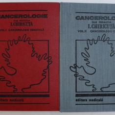 CANCEROLOGIE, VOL. I 1984, VOL II 1988