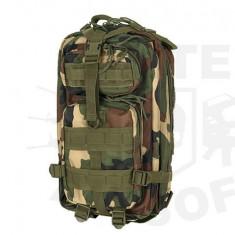 Rucsac Modular Medium Assault 15L - Woodland [8FIELDS]