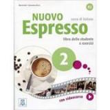 Nuovo Espresso 2 (libro)/Expres nou 2 (carte). Curs de italiana A2. Carte si exercitii pentru elevi - Maria Balì, Giovanna Rizzo