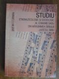 Studiu etnomuzicologic si sociologic al Comunei Sadu, Sibiu / R6P4F, Alta editura