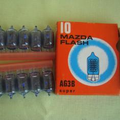 Lampi Foto MAZDA Flash AG3B Vintage - 10 buc.
