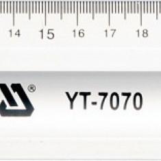 Rigla tamplar din aluminiu 300 mm YATO