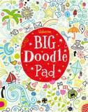 Big doodling pad - Carte Usborne (4+)