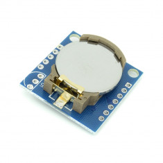 Modul Ceas in timp real DS1307 Arduino / PIC / AVR / ARM / STM32 RTC + EEPROM 24C32 32K