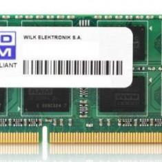 Memorie Laptop GOODRAM GR1600S3V64L11S/4G, DDR3, 1x4GB, 1600 MHz, CL11, 1.35V