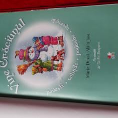 Carte pentru copii cu povesti si colinde de Craciun, super calitate