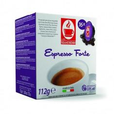 Capsule cafea Bonini Espresso Forte - Compatibile Lavazza A Modo Mio® 16 buc