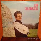 -Y- ION DOLANESCU DISC VINIL 10 ' ( RAR SI GREU DE GASIT IN STAREA ASTA )