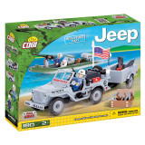 Cumpara ieftin Set de construit Cobi, Jeep, Jeep Willys MB Navy (180 pcs)