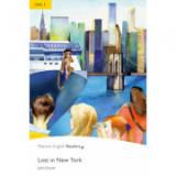 Level 2. Lost In New York - John Escott