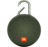 Boxa portabila JBL Waterproof Clip 3 Green