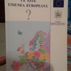 CE ESTE UE?