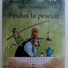 FINDUS LA PESCUIT de SVEN NORDQVIST , 2018