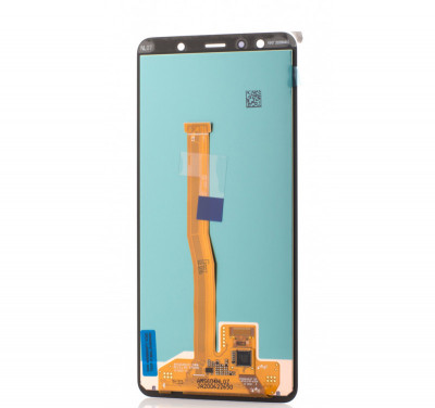 Display Samsung Galaxy A7 (2018) A750, Black, Service Pack OEM foto