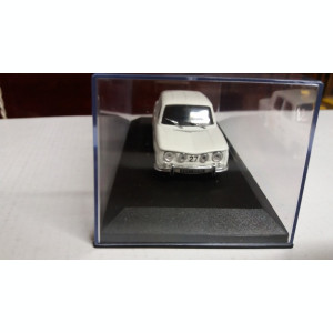 macheta renault 8 gordini coupe gordini - 1968 - atlas, scara 1/43, noua.