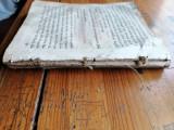 Vand carte biblica in limba ebraica
