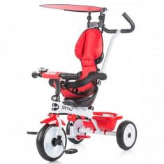 Tricicleta Primus Red