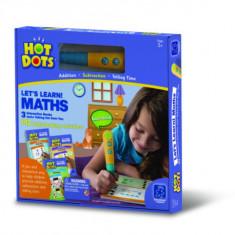 "Carduri HOT DOTS ""Matematica"", Educational Insights"