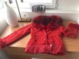 blana naturală vulpe polară