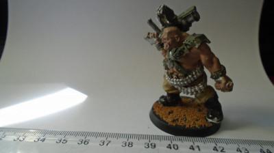 bnk jc Warhammer - figurina de metal - 60 mm foto