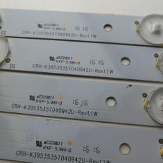 Barete LED CRH-K3953535T040942U-Rev1.1 W Ecran CN40TU7Q62 V400HJ6-PE1