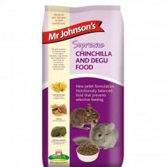 Mr Johnson's Supreme CHINCHILLA & DEGU PELLETS 900gr