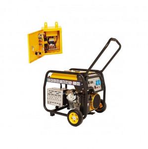 Generator de curent Stager FD 6500E+ATS 5.5 kW