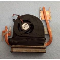Cooler - ventilator , heatsink - radiator laptop ASUS X70I