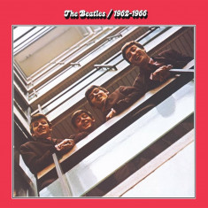 Beatles The 19621966 (red) remastered 2009 (2cd)