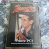 CASETA AUDIO -  GHEORGHE ZAMFIR -  FRANCE 1978