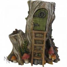 Decoratiune Satul Zanelor Trunchiul Sacru 18 cm