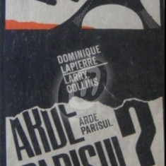Arde Parisul? Istoria eliberarii Parisului (25 august 1944)