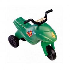 Motocicleta copii fara pedale Superbike 60 cm - Verde