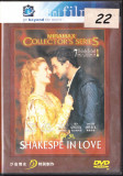 Shakespeare in love, DVD, Engleza, columbia pictures