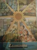 Revista Luminita (lot 4 numere), nr. 4 si 6 / 1988, nr. 10 si 11 / 1987