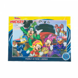 Puzzle 48 Piese + Bonus Mickey, Disney