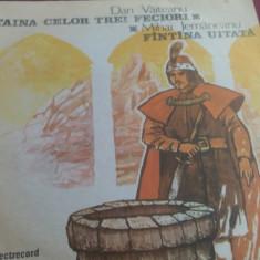 DISC VINIL DAN VAITEANU - TAINA CELOR TREI FECIORI